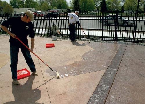 Concrete Decor Reseller Concrete Sealers
